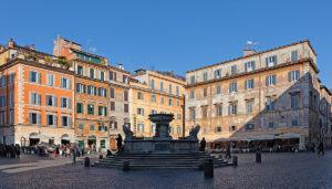 Neighborhoods in Rome