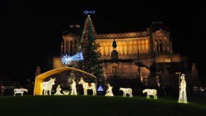 Spending Christmas in Rome